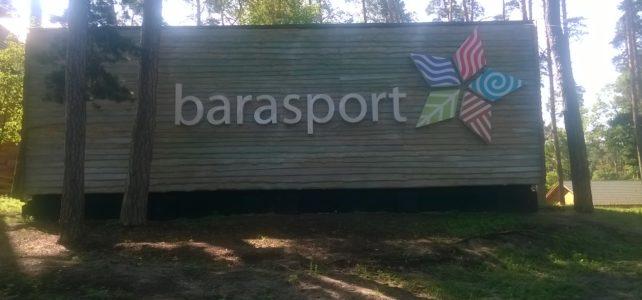 """Активний відпочинок на базі """"Бараспорт"""""""