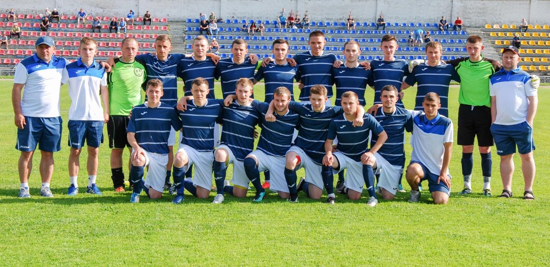 Команда «ТОВ Велетень» була створена в 2000 році.