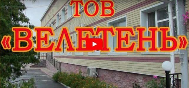 """Документальний фільм ТОВ """"Велетень"""" проект Віктора Левченка"""
